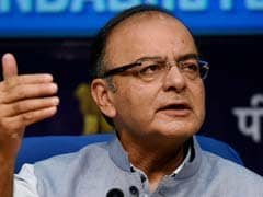 Finance Minister Arun Jaitley Discusses Bilateral Issues With Top US Officials