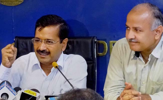 Arvind Kejriwal, Manish Sisodia Won't Have To Appear In Court For Defamation Case