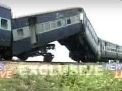 Train Derails in Assam, Engine Driver, Some Passengers Injured