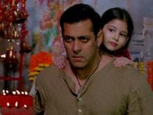 As <i>Bajrangi Bhaijaan</i>, Salman Khan is a Hanuman Devotee and Man on a Mission