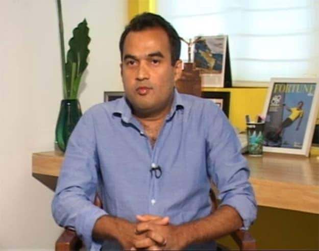 BookMyShow Idea Was Conceived By 3 Friends on Vacation: Founder