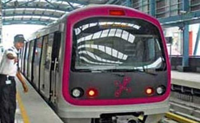 Karnataka Chief Minister Sets 2024 Target To Complete Bengaluru Metro Rail Phase-2