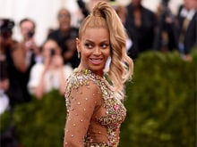 Beyonce Stops Met Gala in its Tracks in Seriously Revealing Dress