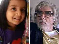 4-Year-Old's Request for Big B Sleepover Gets Thousands of Likes on Facebook