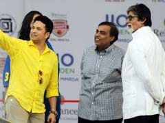 Caption This: Cricket. Bollywood. Business. All Together