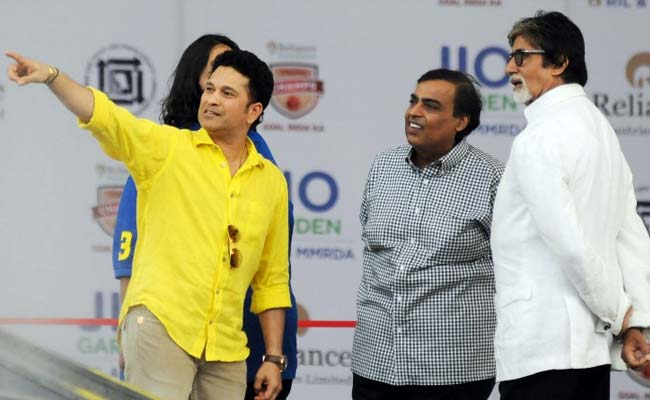 """bollywood cricket big business Big start for swing against cancer they all relax listening to bollywood songs """"i am so happy to see the boys showcase their other talents besides cricket."""