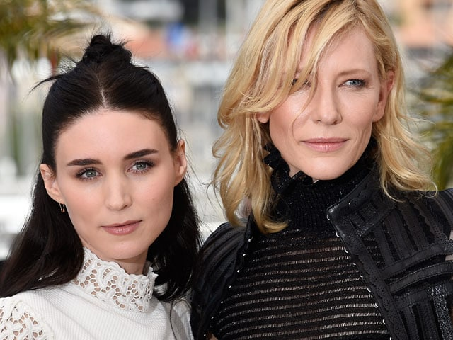 Cannes 2015: Cate Blanchett Loses Best Actress to Carol Co-Star Rooney Mara