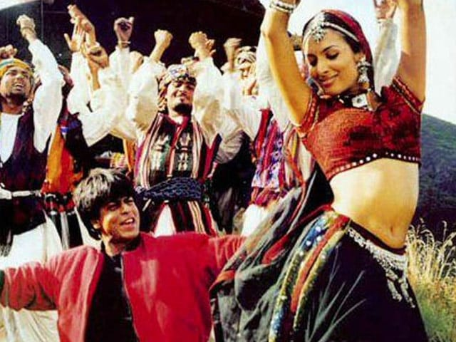 Shah Rukh Khan Loves This Mash-Up of Chaiyya Chaiyya and MJ