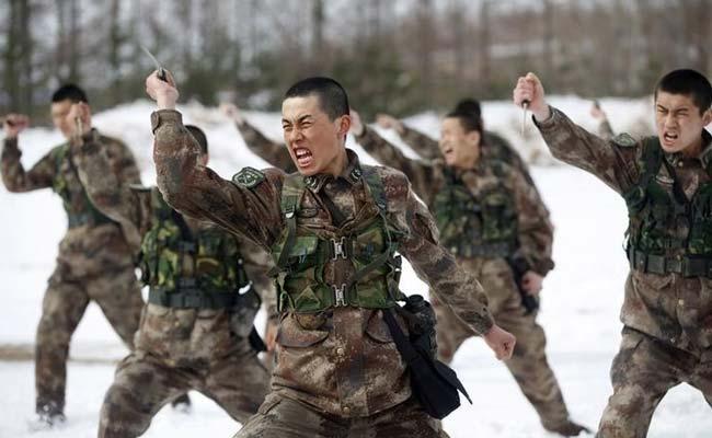 डोकलाम मुद्दे पर भारत से तनाव के बीच चीन की सेना ने लिया एक बड़ा फैसला