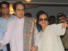दिलीप कुमार के रास्ते पर चल रहे हैं आमिर खान : सायरा बानो