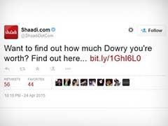 कितना दहेज पाने के लायक हैं आप? बता रहा है Shaadi.Com