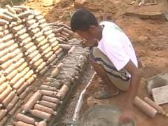 Chennai NGO Wants to Build Earthquake-Resistant Houses Made of Plastic Bottles in Nepal