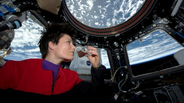 Espresso? Now the International Space Station Is Fully Equipped