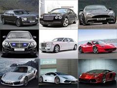 आइए देखते हैं - भारत की 10 सबसे महंगी कारें
