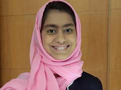 13-Year-Old UAE Girl Invents Solar Bag to Power Electronics for Trekkers