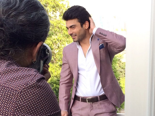 Exclusive: 5 Pics of Fawad Khan. You Can Thank us Later