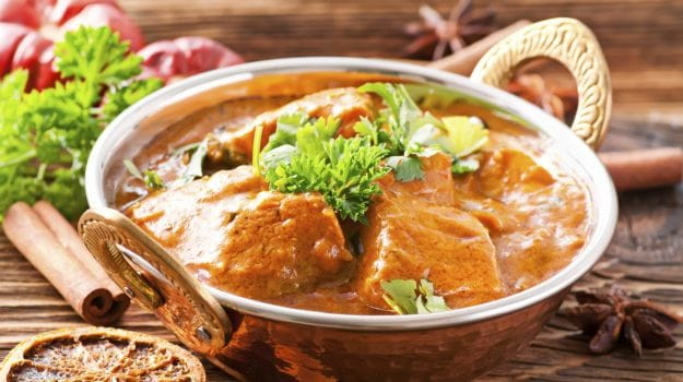 10 Best Indian Curries