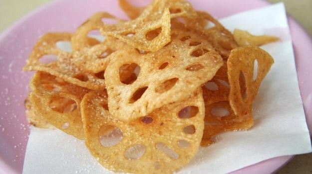 fried lotus