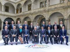 Greece Looms Large Over Final Day of G7 Finance Meeting