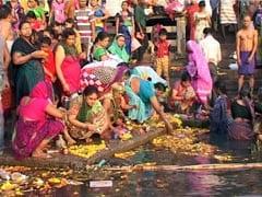 अजय सिंह : गंगा के अवतरण के दिन गंगा का हाल