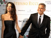 George Clooney has Runway Installed at Home For Amal