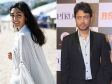 Irrfan Khan's Describes This Co-Star's Beauty as 'Poetry'