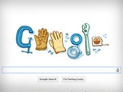 Google Celebrates Labour Day
