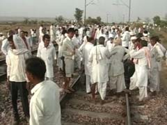 Gujjar Protests Enters Third Day, Delhi-Mumbai Rajdhani Express Cancelled