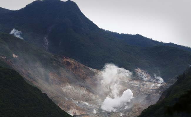 Japan Raises Volcanic Warning at Hakone Resort