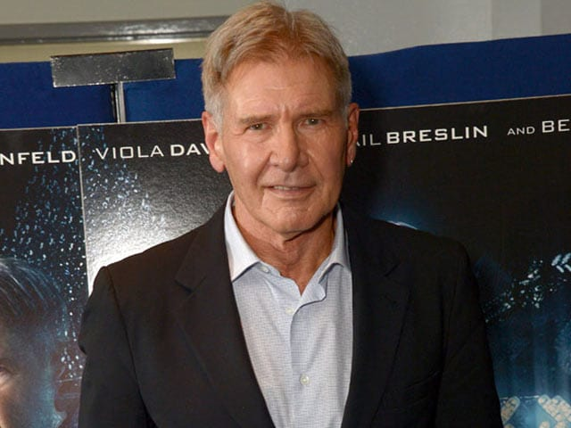 Harrison Ford's Back in the Air. Flies Plane for First Time After Crash