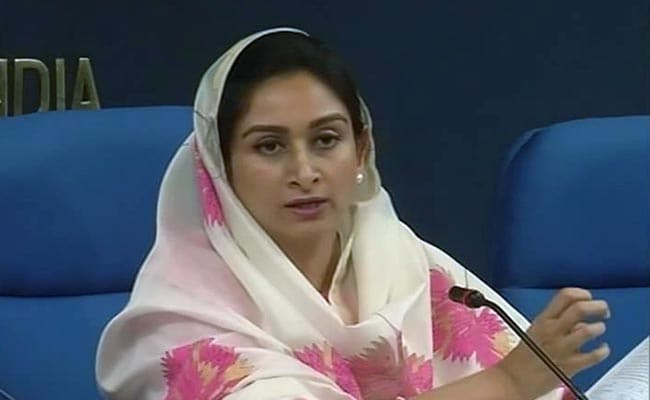 With Maggi Ban, Food Regulator Has Created Environment of Fear, Says Union Minister Harsimrat Kaur Badal