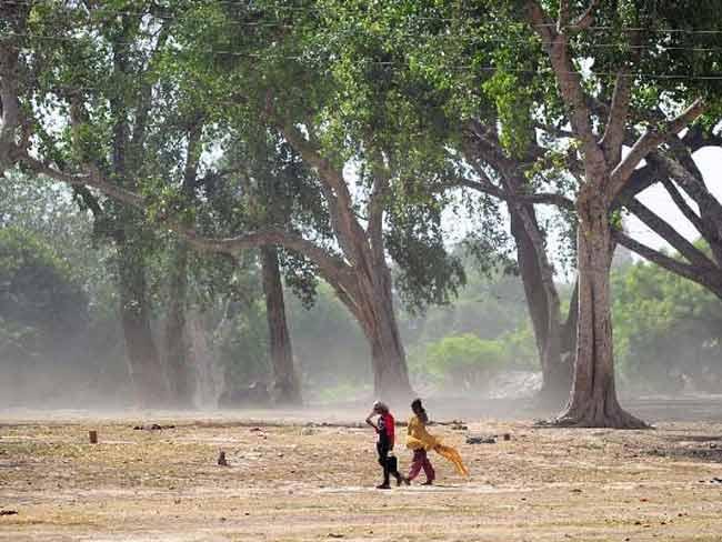 देश भर में गर्मी और लू के थपेड़ों से मरने वालों का आंकड़ा पहुंचा 2200 के पार