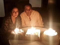 Love is Togetherness: Hema Malini on 35th Marriage Anniversary