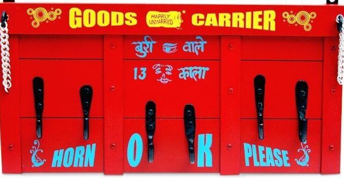 Vehicles in Maharashtra Bid Farewell to 'Horn OK Please'