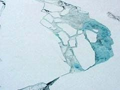 NASA Finds Antarctic Ice Shelf a Few Years From Disintegration
