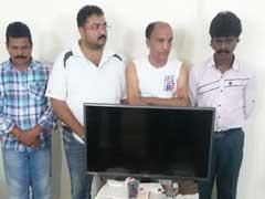 बेंगलुरु : नक़दी के साथ 7 सट्टेबाज़ आईपीएल में सट्टेबाज़ी करते रंगे हाथ गिरफ्तार