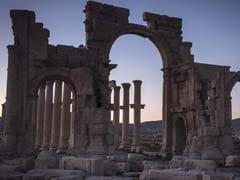 सीरिया : पालमायरा संग्रहालय में घुसे IS आतंकी