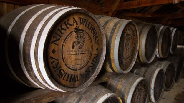 How Japanese Whisky is Taking on Scotch