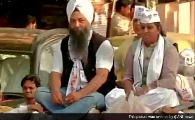 Former AAP Legislator Jarnail Singh Dies Due To Covid-Related Complications