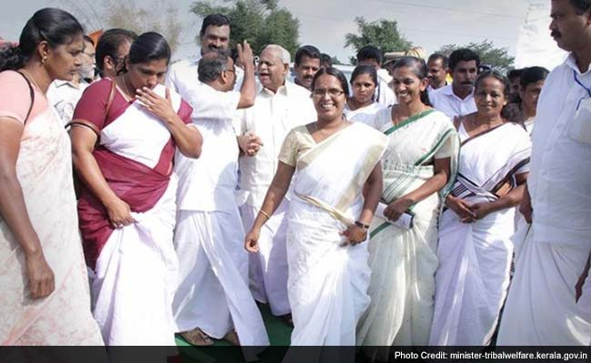 Kerala Woman Minister Gets Married To A Farmer-9843