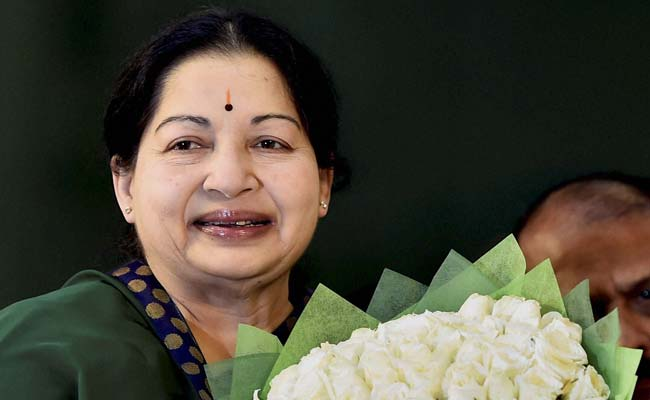 Political Leaders Pay Tribute To J Jayalalithaa On 71st Birth Anniversary