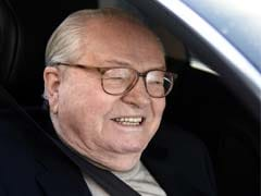 France's Jean-Marie Le Pen Due to be Disciplined by National Front Leaders