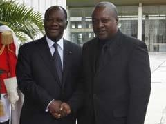 Ghana and Ivory Coast Leaders Discuss Maritime Dispute