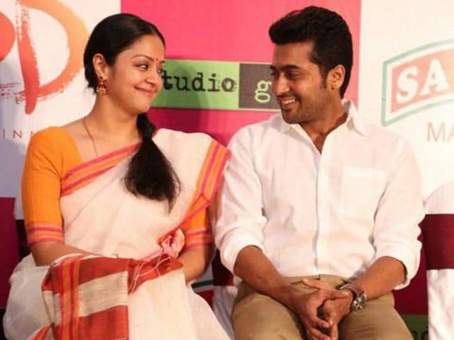 Suriya Says 36 Vayadhinile Proves Jyotika is a Better Actor Than Him