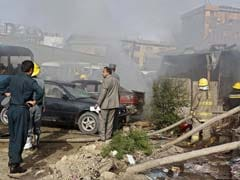 At Least 5 Dead in Blast Outside Afghan Justice Ministry