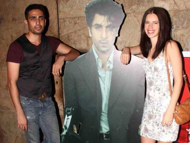 Kalki Koechlin, Gulshan Devaiah's Love Affair Begins