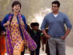 अमिताभ बच्चन ने यूं दी कंगना रानावत को शाबाशी