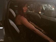 Cannes 2015: Katrina Kaif Walks Red Carpet in Oscar de la Renta
