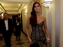 Cannes Behind the Scenes: Katrina Kaif's Pre-Red Carpet Routine