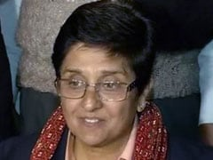 Governor Kiran Bedi's First Big Step: No Sirens, Right Of Way For VIPs
